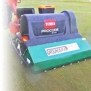 LOGO_Flexblade Core Collector Attachment for Toro Procore Aerators