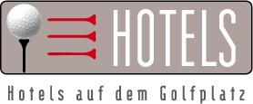 LOGO_Hotels auf dem Golfplatz