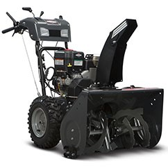 "LOGO_27"", 11.50 Gross Torque* Medium-Duty Two-Stage Snowblower"
