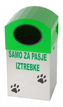 LOGO_DOG WASTE BIN, POST INSTALLATION, NR. 100681