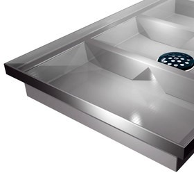 LOGO_Schmutzfangwannen Edelstahl V2A oder Aluminium