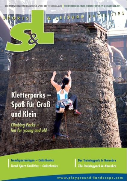 LOGO_SPORT & LEISURE FACILITIES – Ausgabe 03/2016