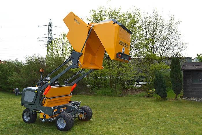 LOGO_GEMO 130 - Rasen- und Laubkehrmaschine
