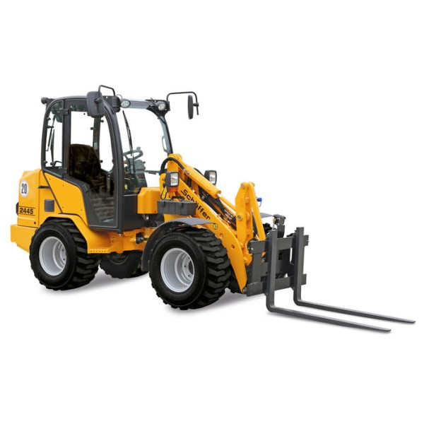 LOGO_Schäffer wheel loader type 2445
