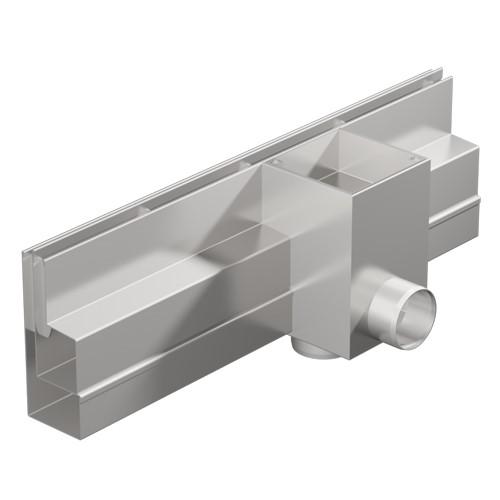 LOGO_Inotec 2-stöckige Doppelschlitzrinne zum Einbau bei Springbrunnenanlagen