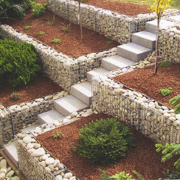 LOGO_Gittersysteme - die Mauer aus Draht
