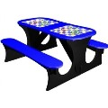 LOGO_Stratford Picnic Table with GamePockets