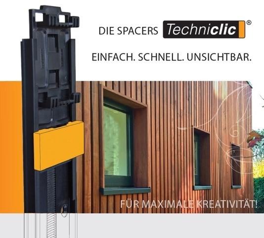 LOGO_Techniclic® Holzfassade