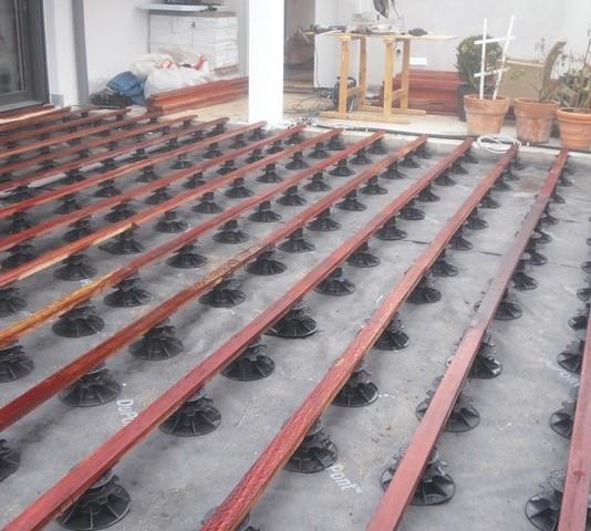 LOGO_Alle Zubehören für die Montage von Terrassen & Fassaden