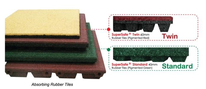 LOGO_Absorbing Rubber Tiles