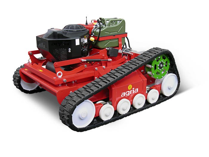 LOGO_agria 9600-80  remote controlled high grass rotary mulcher, cutting width 80 cm