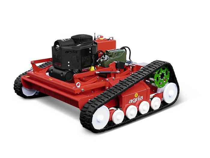 LOGO_agria 9600-112  remote controlled high grass rotary mulcher, cutting width 112 cm