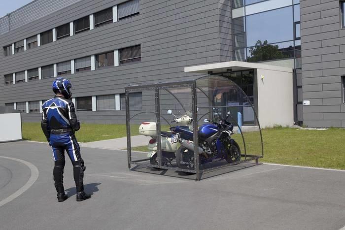 LOGO_Motorradgarage CERVOCAV MOTO