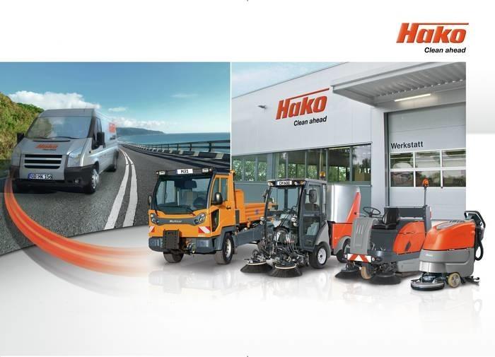 LOGO_Der Hako-Service - Guter Service macht den Unterschied