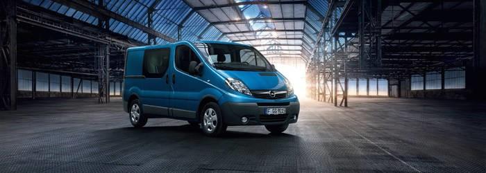 LOGO_Opel Vivaro