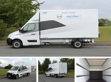 LOGO_Opel Movano - Kofferaufbau