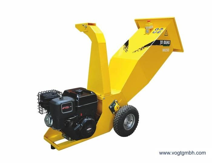 LOGO_JO BEAU Holzhäcksler (Motorgeräte) M200/M250 / M300 / M400 / M500