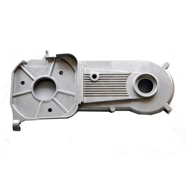 LOGO_Aluminiumdruckgussteil für Gartengerätebau