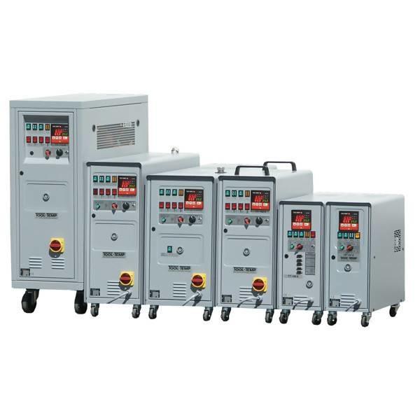 LOGO_Universal Temperiergerät mit Wasser bis 90°C, mit Öl bis 150°C