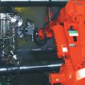 LOGO_Entnahmeroboter an einer Druckgußmaschine