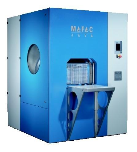 LOGO_MAFAC JAVA Spritz-Flut-Reinigungsmaschine