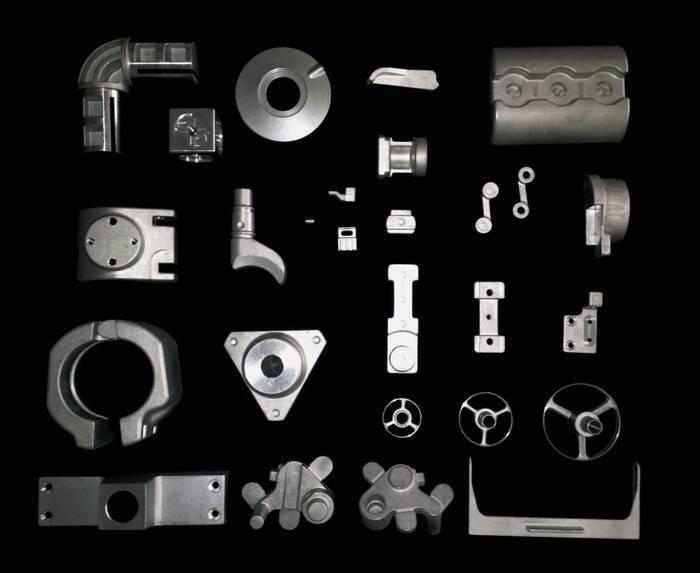 LOGO_Warmgepresste und bearbeitete Aluminiumteile