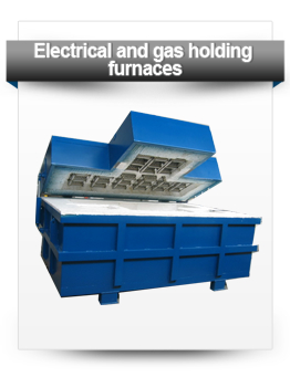 LOGO_Electrical and gas holding furnaces