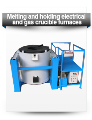 LOGO_Melting and holding electrical and gas crucible furnaces