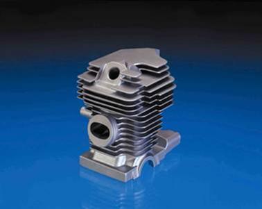 LOGO_4 Takt Zylinder für Motorsäge