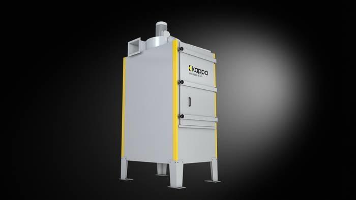 LOGO_Kappa Airdry™ Öl- und Emulsionsnebelabscheider