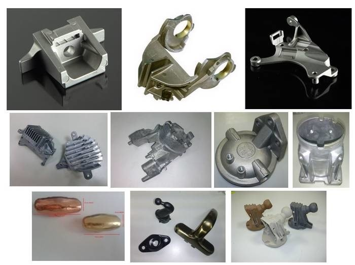 LOGO_Aluminium und Zamak Druckguss. ISO/TS 16949 und ISO 14001.