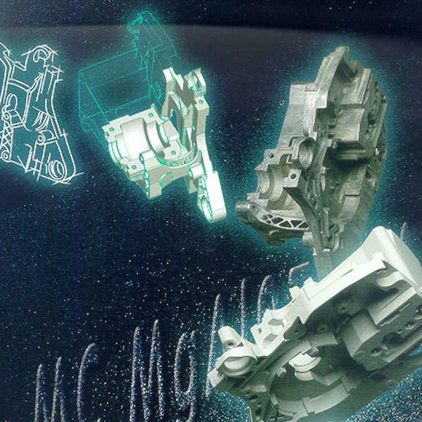 LOGO_STIHL Magnesium - die casting