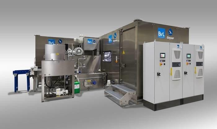 LOGO_Reinigungsanlage Geyser - Hochdruckverfahren