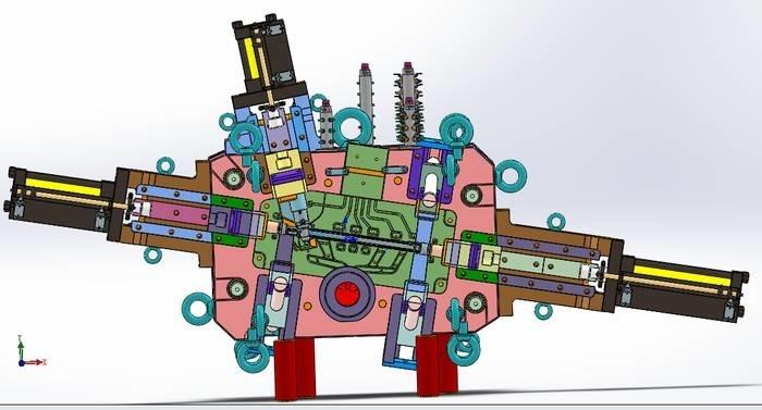 LOGO_Druckgießform Design und Herstellung