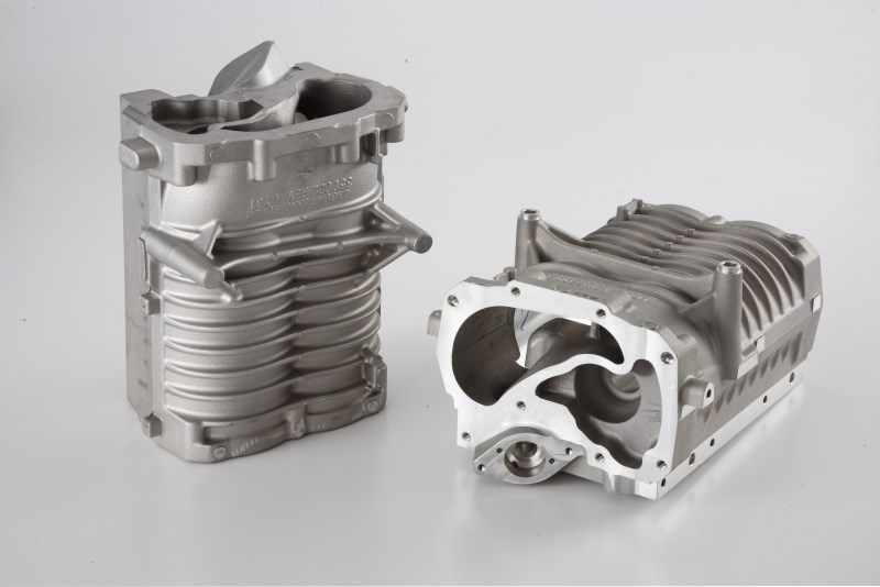LOGO_Supercharger Housing