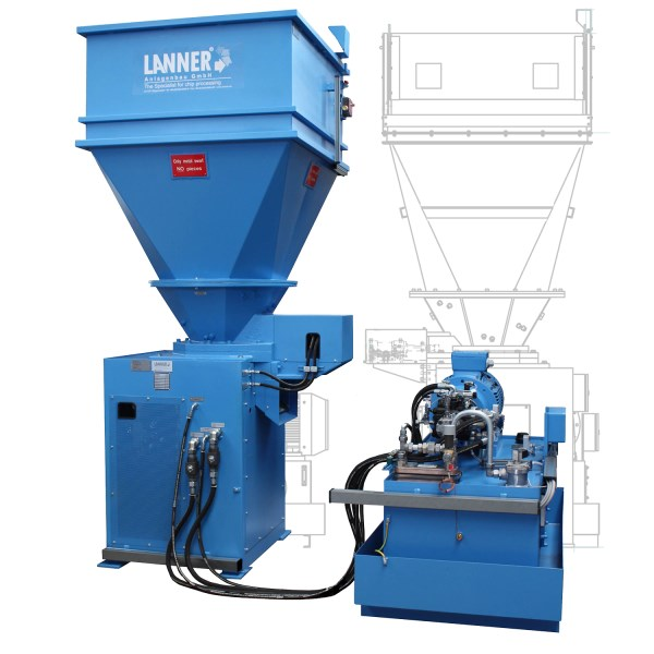 LOGO_LANNER®-Chip crusher