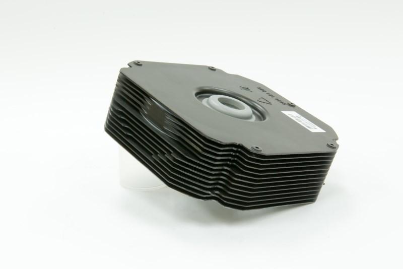 LOGO_Aluminium casting -  Telecom Industry