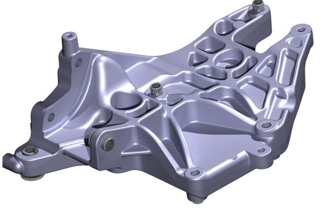 LOGO_Aluminium HPDC ( high Pressure Die Casting ) Parts