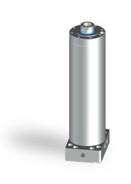 LOGO_Hydraulic cylinders as guide rod