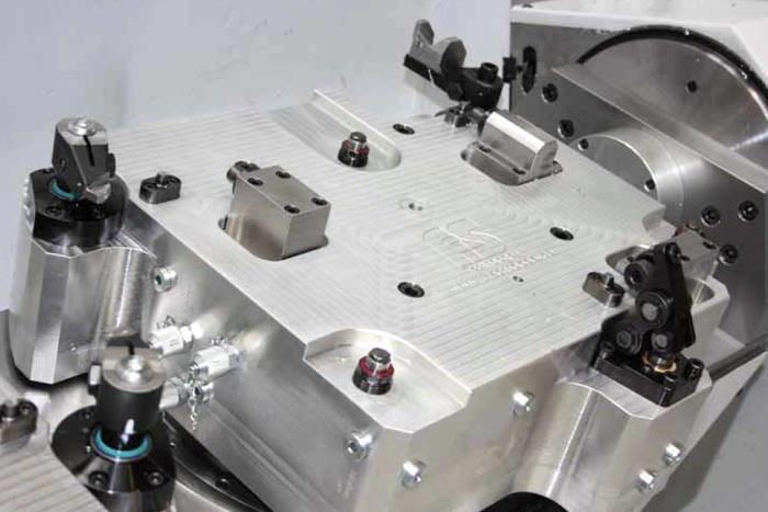 LOGO_Hydraulic clamping technology