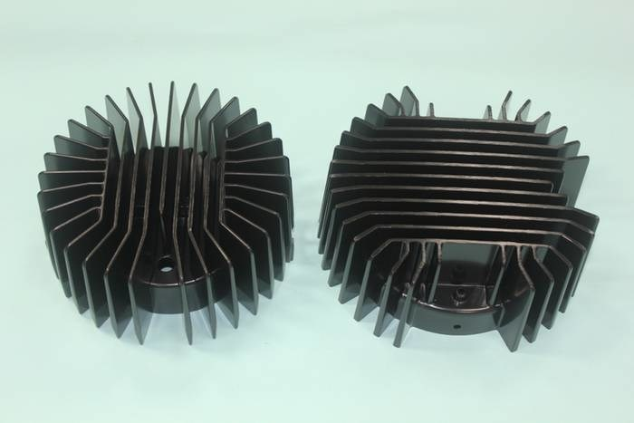 LOGO_Diecast -LED Heat Sink -2B-with Electronic Plated