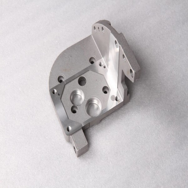 LOGO_Die casting of Motor gearbox connector
