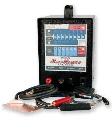 LOGO_Moldmender/Microwelder: Mold and Die repair equipment
