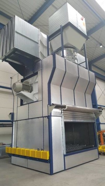 LOGO_High-efficiency air quenching systems (Jet Cooling) of compact modular design, for structural components