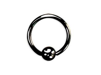 LOGO_Black-Line-Ring 1,6mm mit Kugel