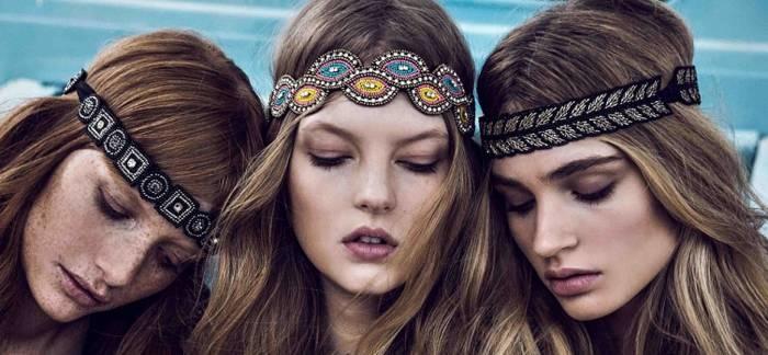 LOGO_TASSEL Headbands