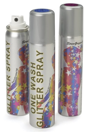 LOGO_GLITTER SPRAY