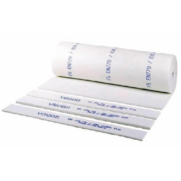 LOGO_Feinstaubfiltermatten für die Zuluft in Lackierkabinen