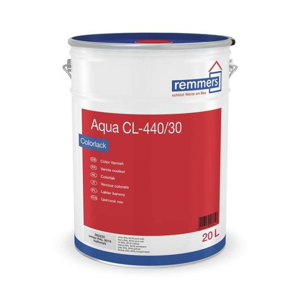 LOGO_Aqua CL-440/30 Color Lacquer