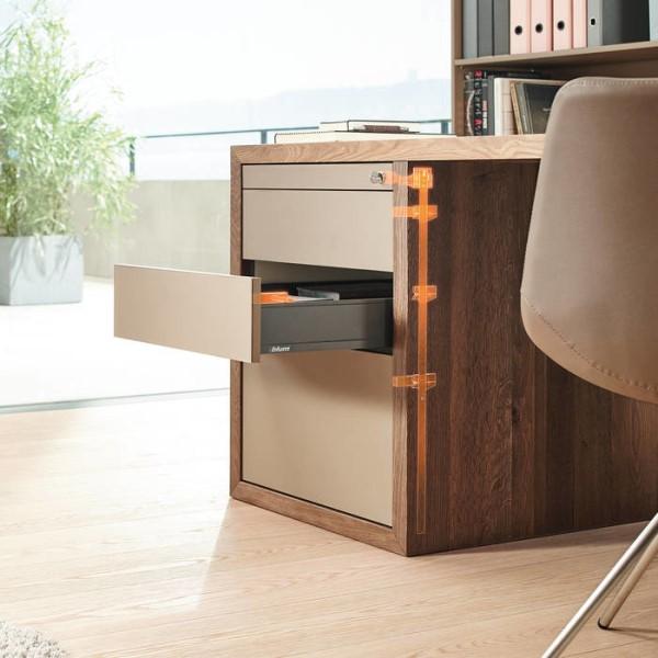 LOGO_CABLOXX - Mehr Designfreiheit für abschließbare Möbel